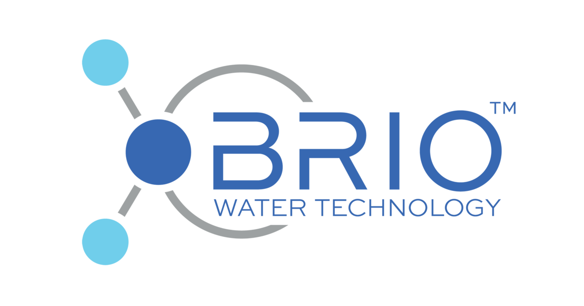 Brio Water Technology Logo 1600px, Bottled Water | IBWA | Bottled Water