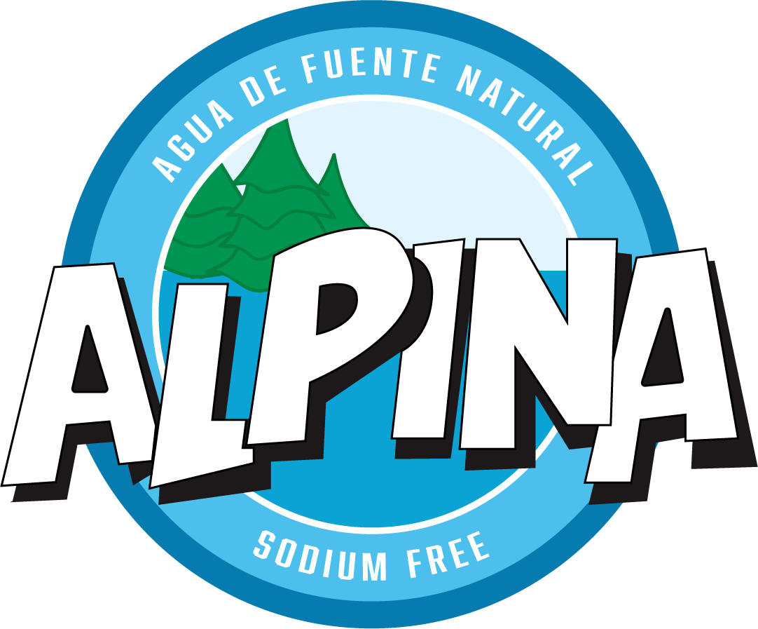 Inversiones Vida Agua Alpina Logo 1, Bottled Water | IBWA | Bottled Water