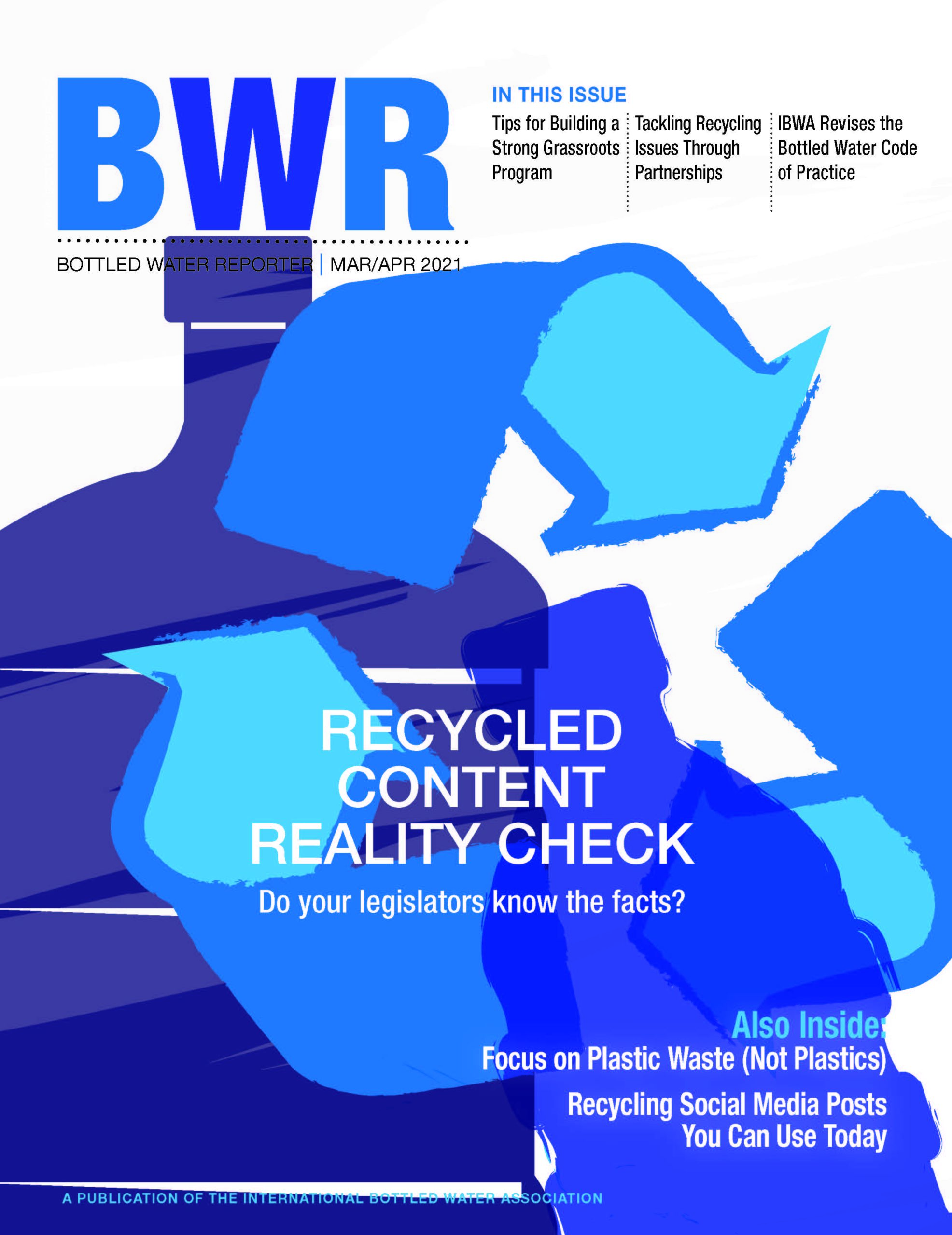 BWR MarchApril 2021 Cover Scaled, Bottled Water | IBWA | Bottled Water