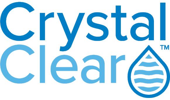 Crystal Clear Logo, Bottled Water | IBWA | Bottled Water
